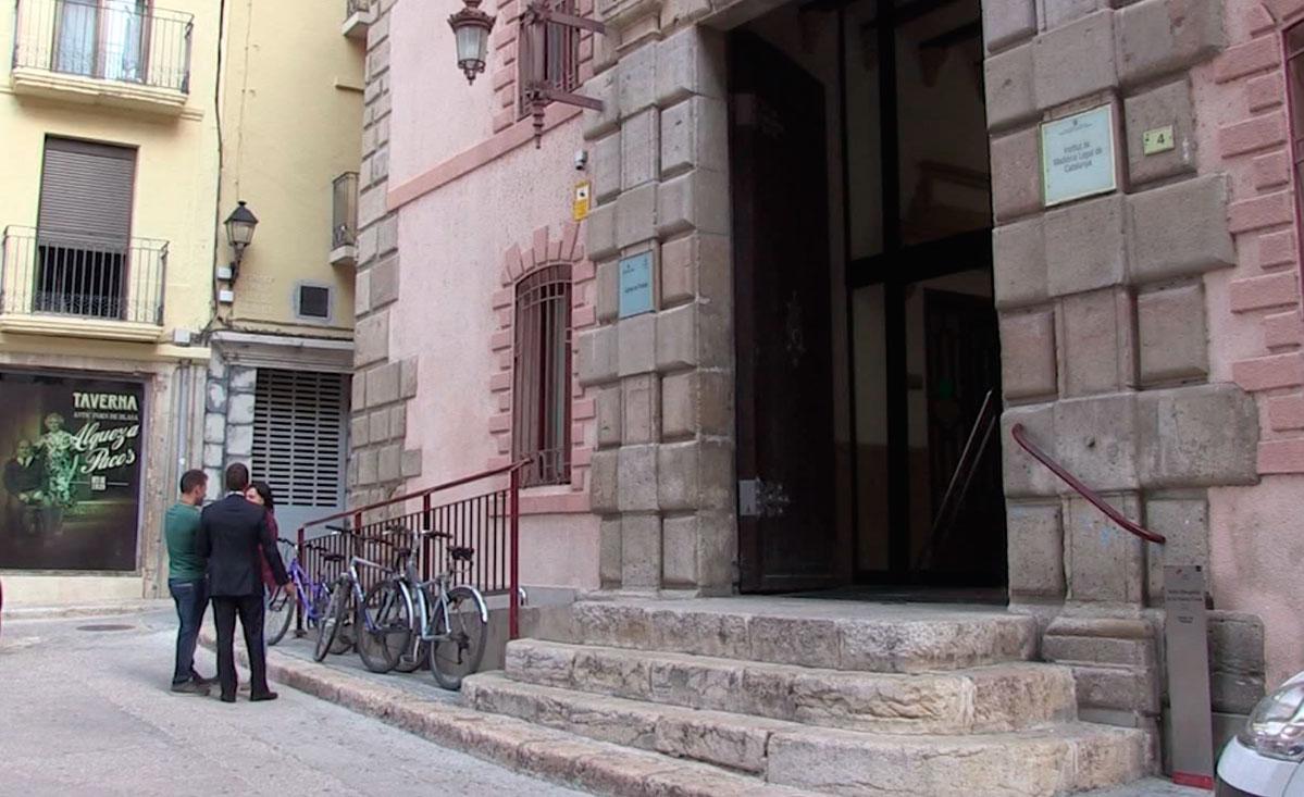 Declaren els primers mossos d 39 esquadra pel cas dels cotxes for Oficina seguretat social