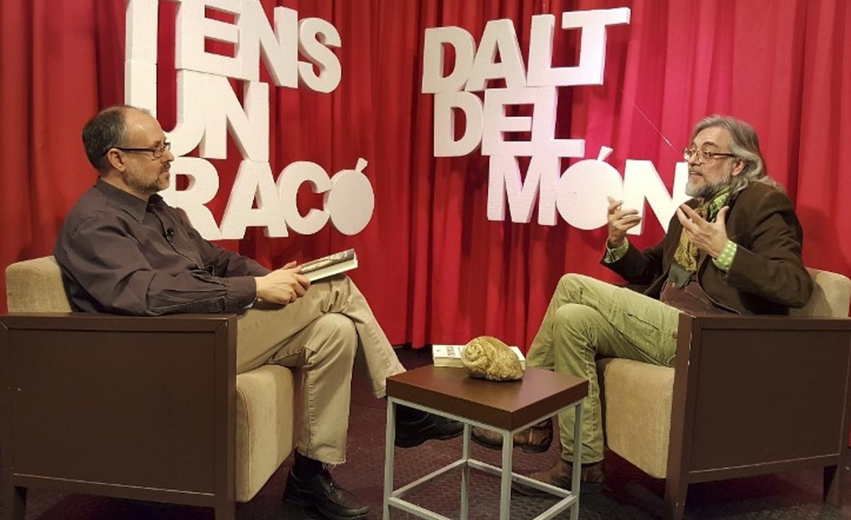 TENS UN RACÓ DALT DEL MÓN